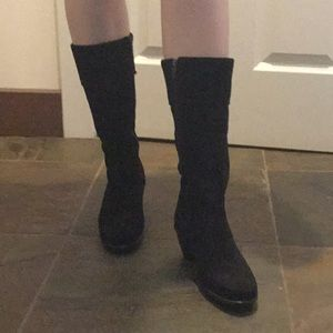 Dansko Knee High Boots Size 37 (Euro)